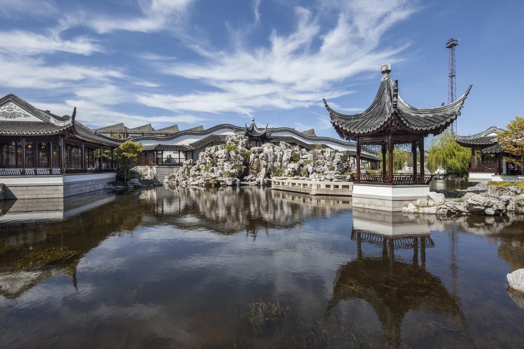 Lan Yuan, Dunedin Chinese Garden