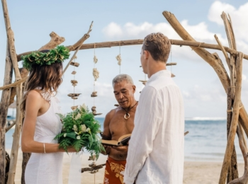 Weddings in Samoa