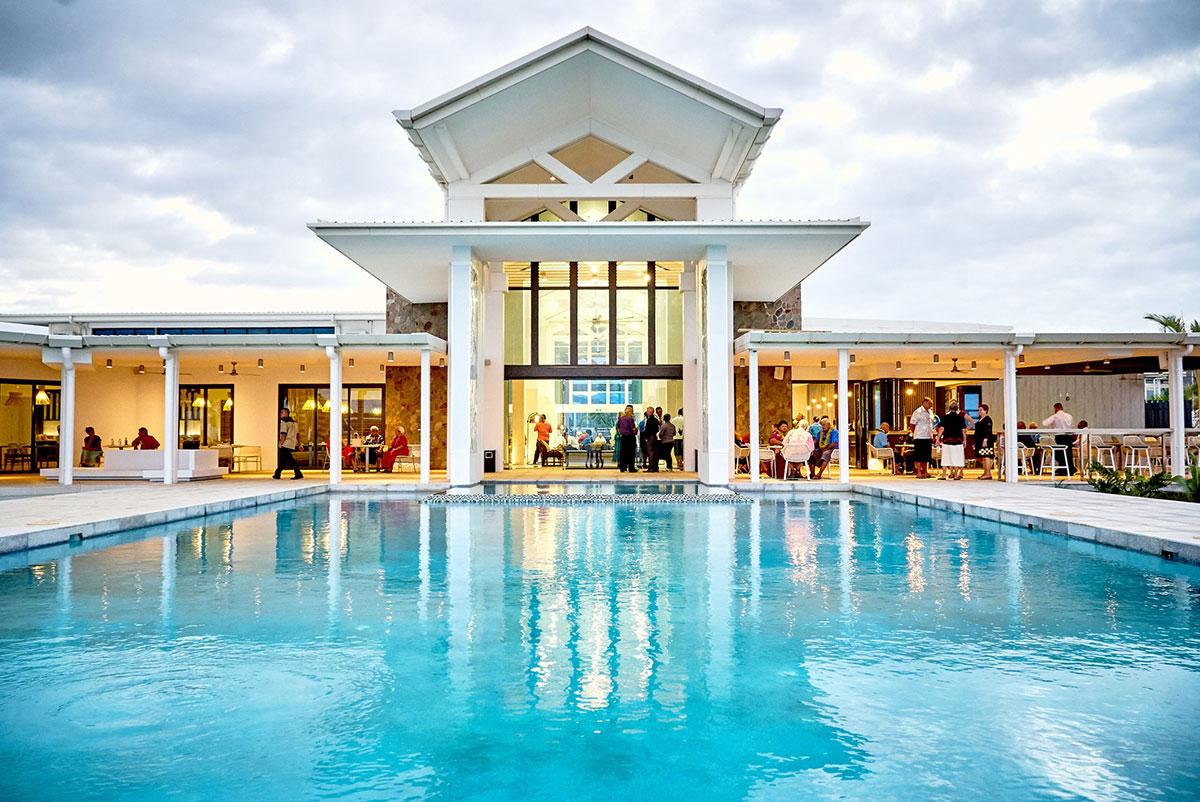Taumeasina Island Resort, Samoa