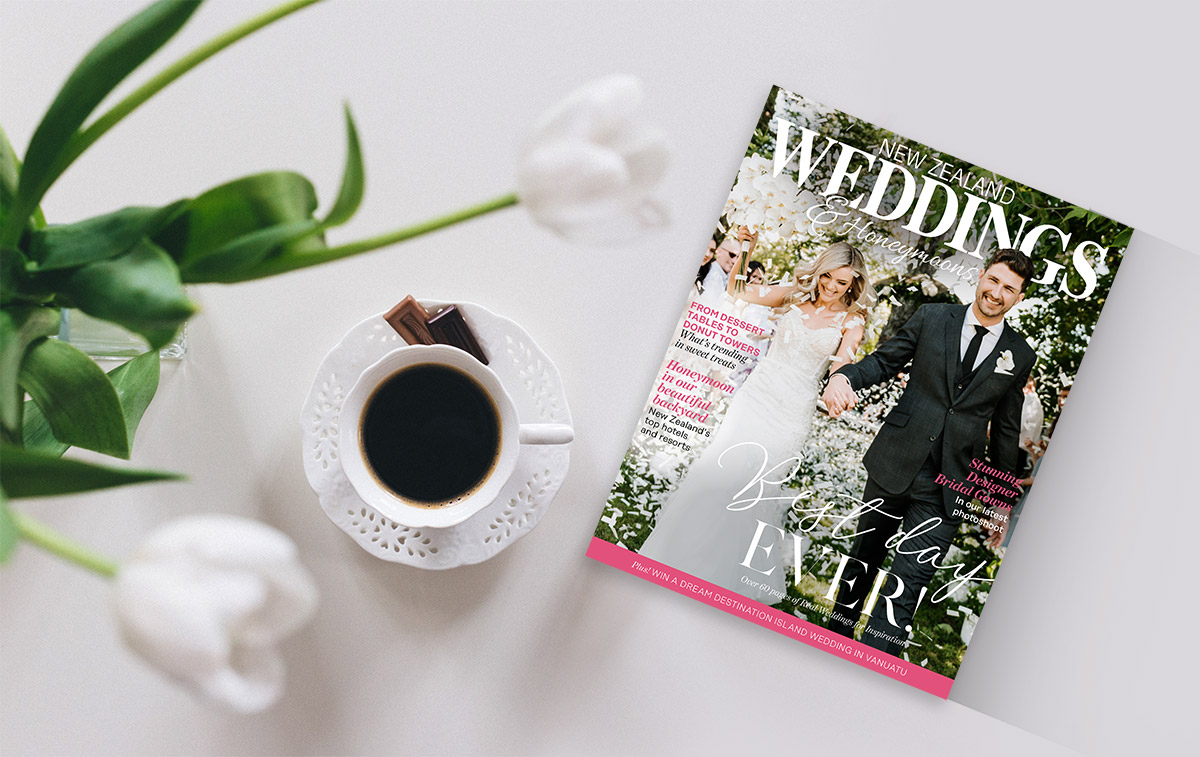Issue 72 New Zealand Weddings & Honeymoons