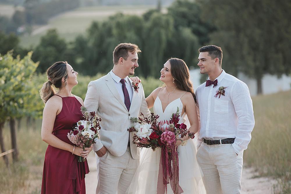 Ashley & Philip Wedding