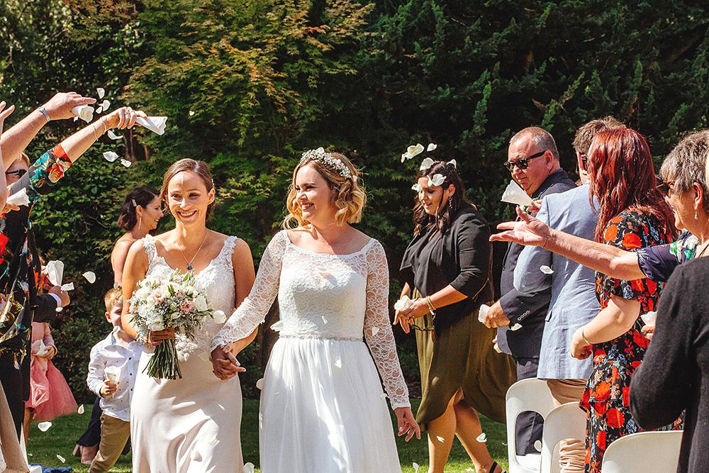 Shannon & Morgan wedding