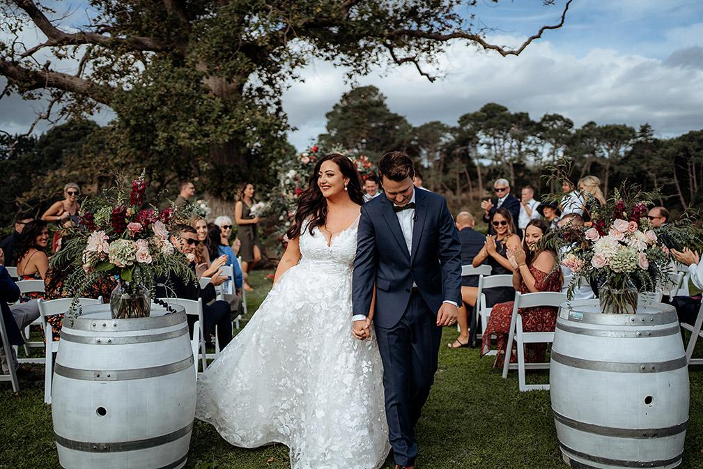Megan & Guy wedding