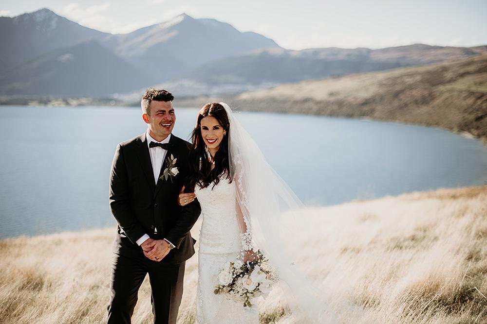 Claire & Tom wedding