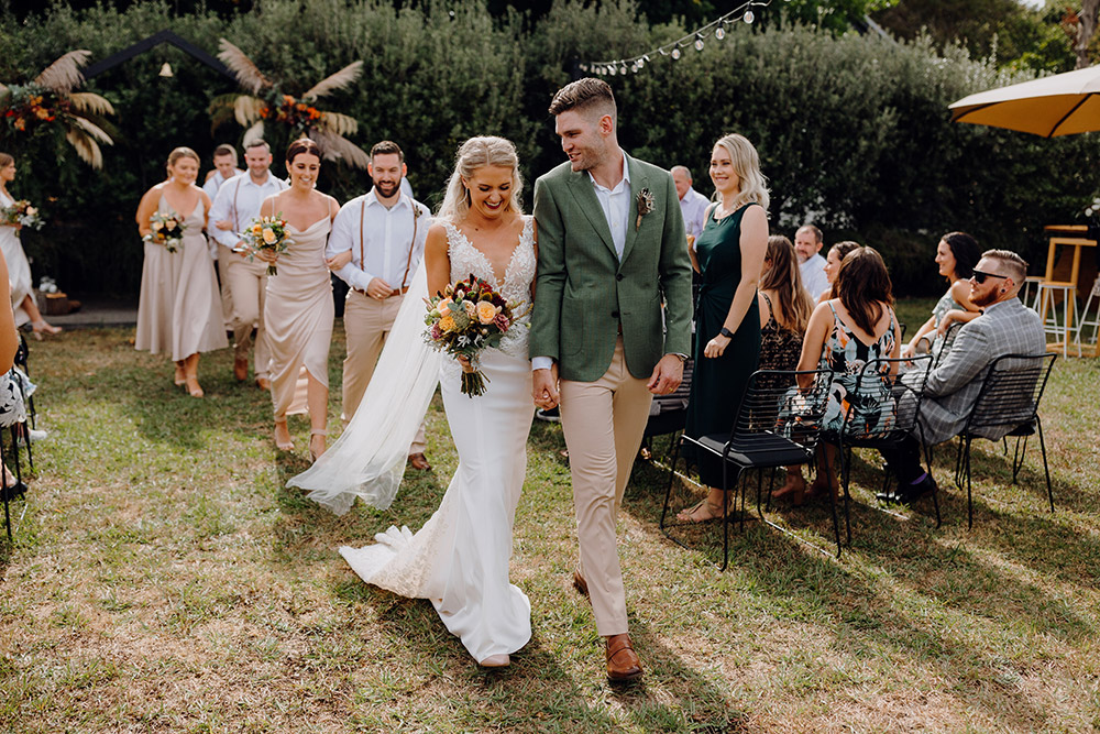 Jordan & Dieter wedding