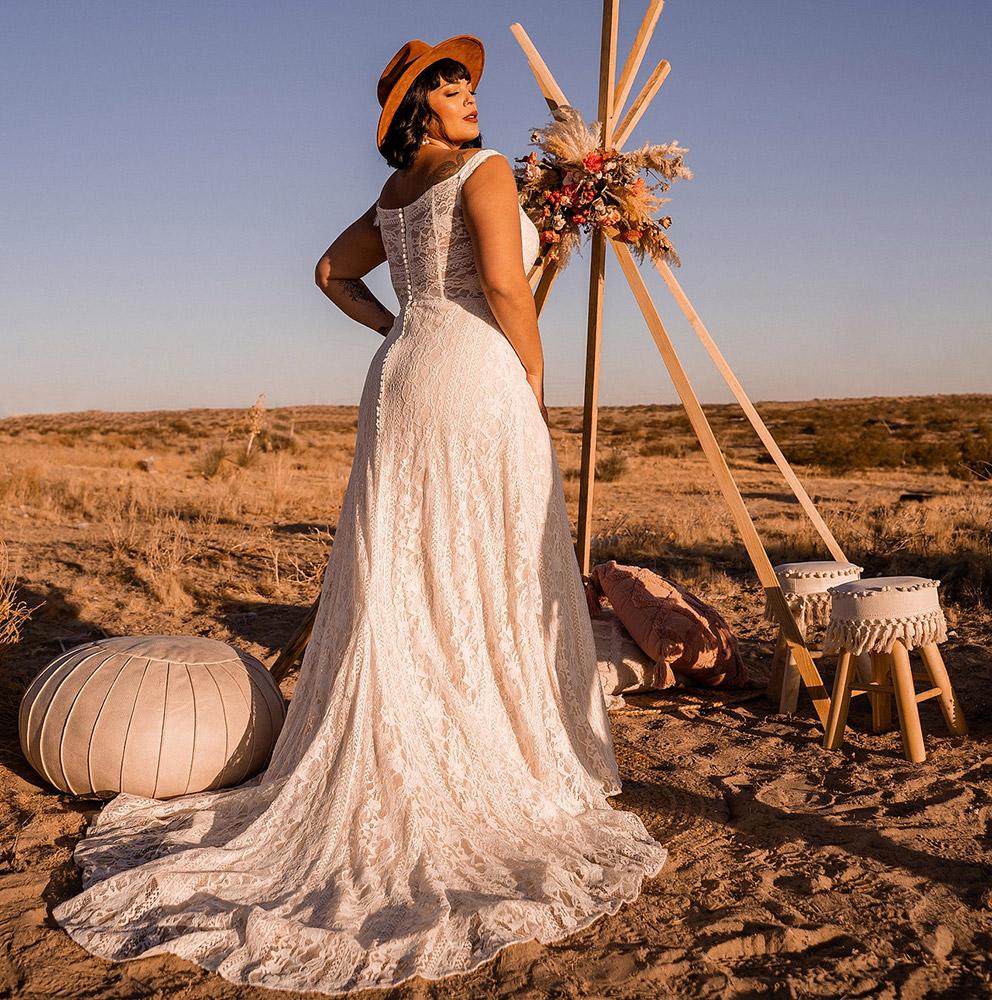 Ballgowns, Bridal & Beyond -Julep Dress